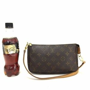 Louis Vuitton Monogram Crossbody Bag/Clutch/Pouch